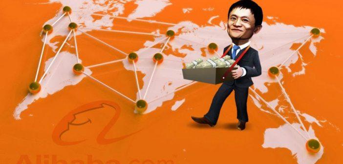 Giá trị Alibaba đi lên từ sự minh bạch