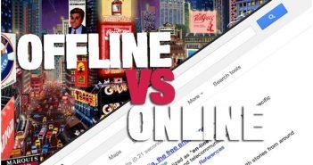 Kinh doanh truyền thống và online