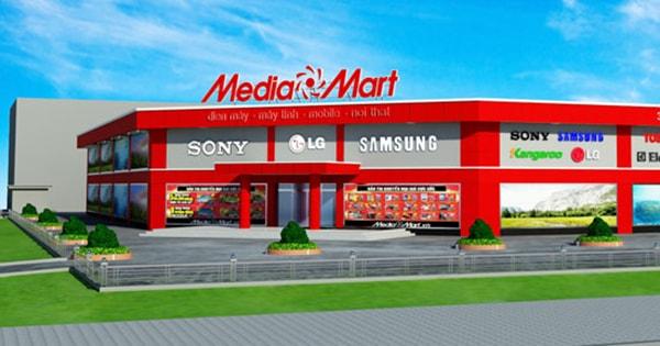 Trung tâm thương mại MediaMart