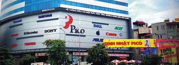 Những thương hiệu điện máy lớn ở Việt Nam hiện nay