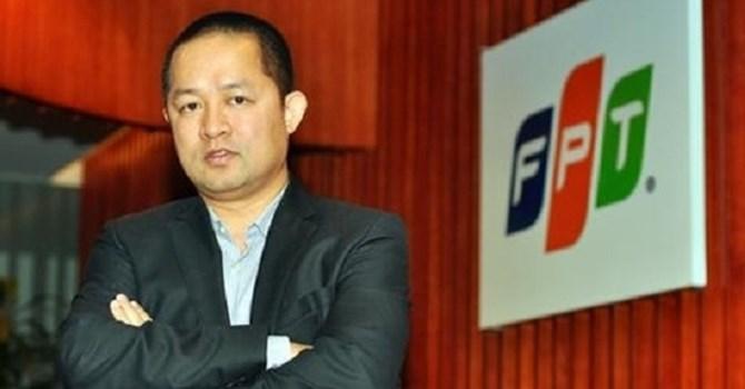 Trương Đình Anh - quá trình khởi nghiệp đầy khó khăn của cựu CEO FPT