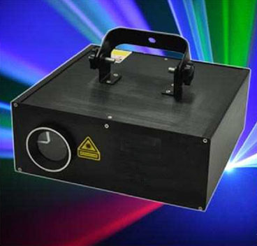 Đèn laser 1 cửa 7 màu