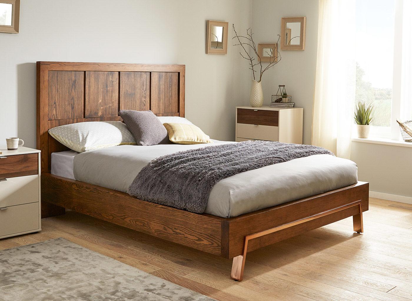 Giá giường ngủ có ngăn kéo thuộc tầm trung