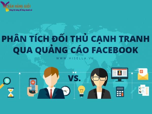 Phân tích đối thủ kinh doanh trực tuyến