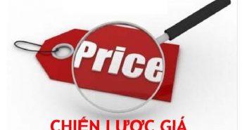 Tìm hiểu về chiến lược giá trong Marketing