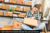 7 mặt hàng kinh doanh online thu lợi cực nhanh