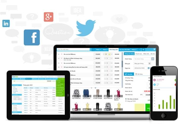 Kỹ năng quản trị fanpage và website bán hàng