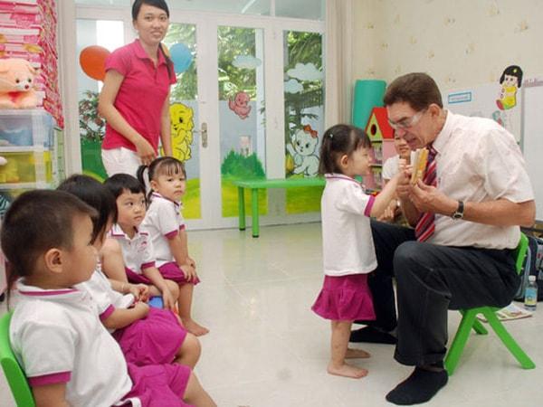 Bí quyết khiến trẻ mầm non thích học tiếng Anh