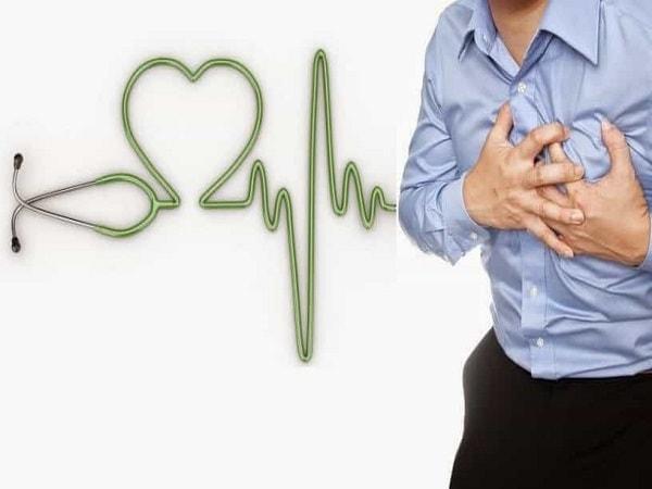 Làm thế nào để khắc phục tình trạng đánh trống ngực? 1
