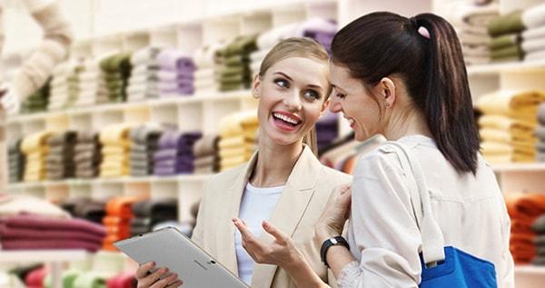 Bán sản phẩm cho những khách hàng không có ý định mua gì