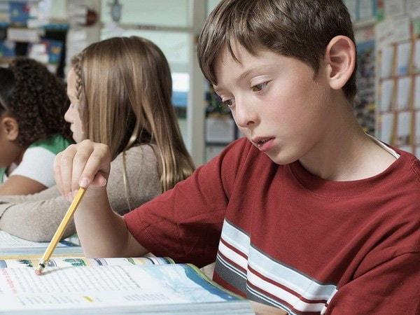 Biểu hiện của bệnh tăng đông giảm chú ý ở trẻ em 1