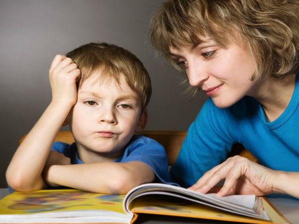 Biểu hiện của bệnh tăng đông giảm chú ý ở trẻ em 2
