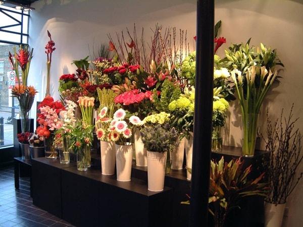 Kinh doanh hoa là ý tưởng hay trong các dịp Tết