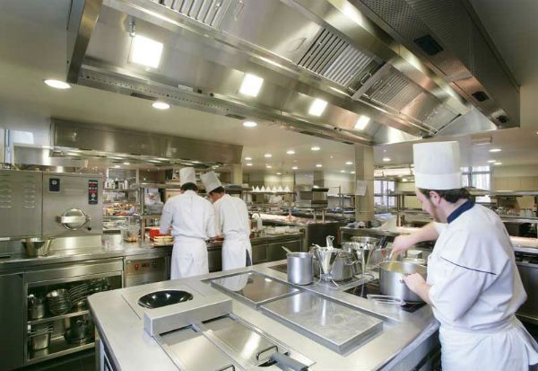 Phong thủy cho nhà bếp