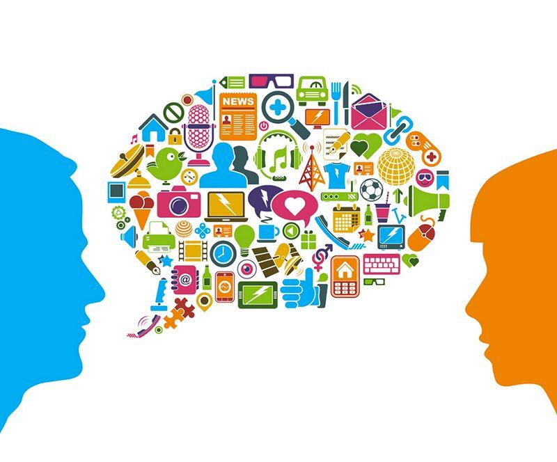 Giao tiếp ngôn từ ảnh hưởng rất nhiều đến các mặt của đời sống