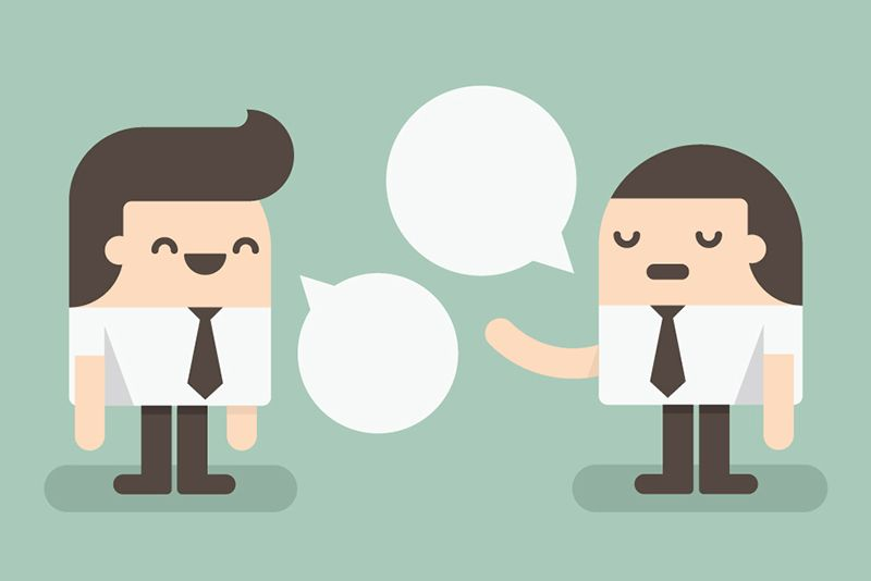 Cần cẩn trọng trong lời nói với người khác để tạo thiện cảm