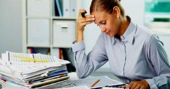 tác hại của stress trong công việc