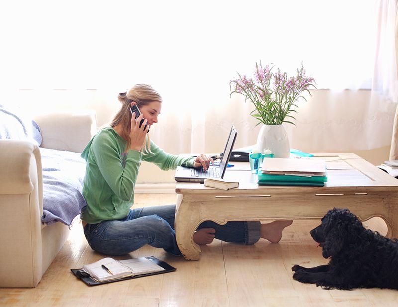 Kiếm thêm thu nhập nhờ công việc làm thêm tại nhà
