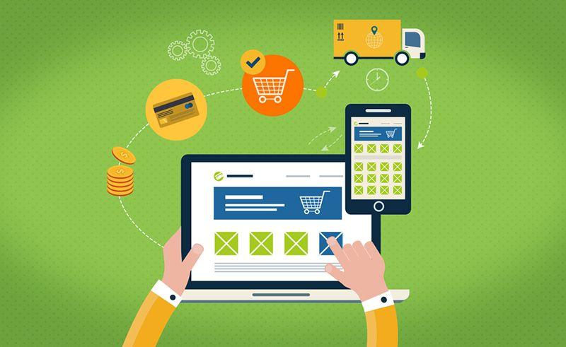 Có rất nhiều kênh để thực hiện bán hàng online