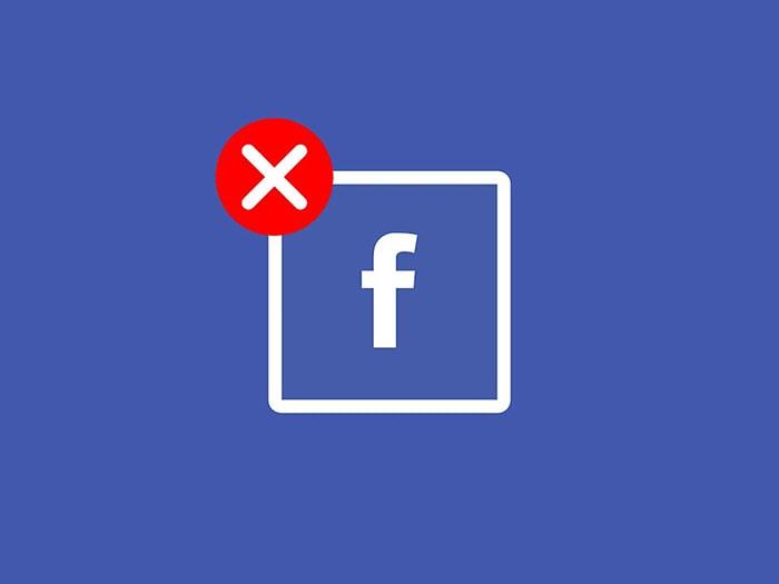 Các nội dung vi phạm tiêu chuẩn cộng đồng của facebook sẽ bị cấm