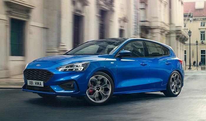 Ford Focus là một trong các loại xe Ford mới nhấtnăm 2019