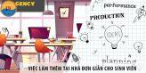 10 việc làm thêm tại nhà đơn giản cho sinh viên