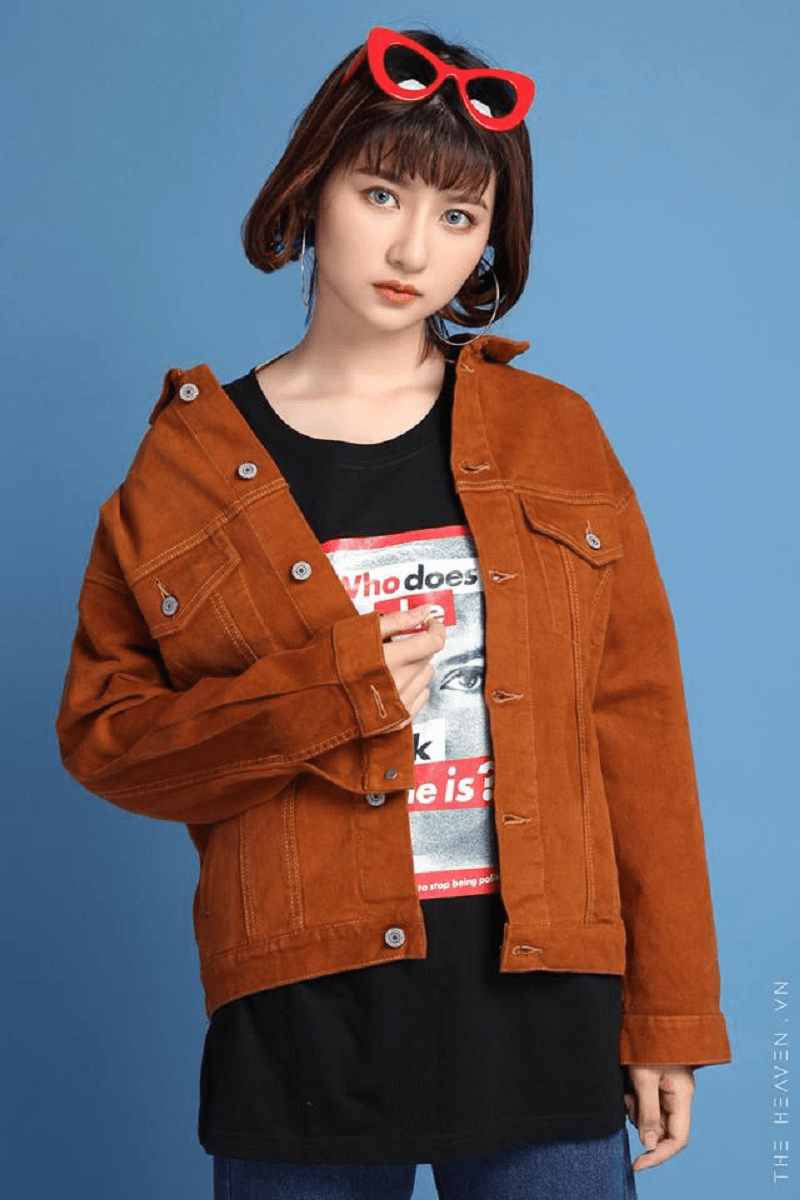 shop quần áo Sài Gòn