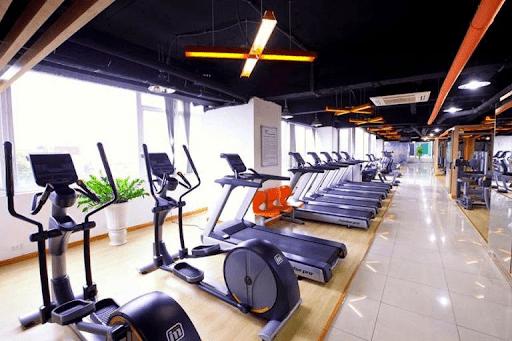 Mở trung tâm tập gyms