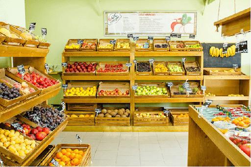 Kinh doanh hoa quả, nông sản
