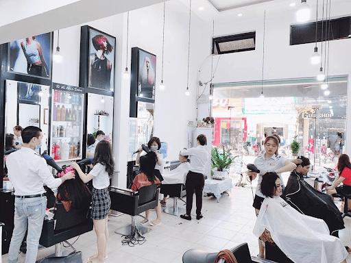 Salon làm tóc