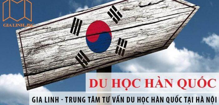 Công ty du học Gia Linh - Tư vấn du học Hàn Quốc tại Hà Nội