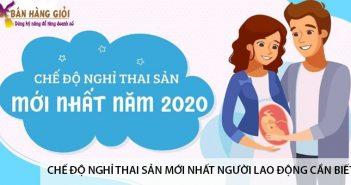 Chế độ thai sản cho nữ mới nhất người lao động cần biết 1