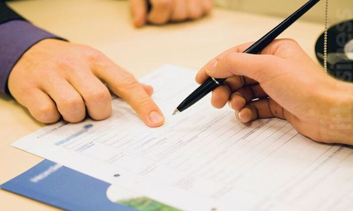Soạn thảo hợp đồng đặt cọc giao dịch nhà đất