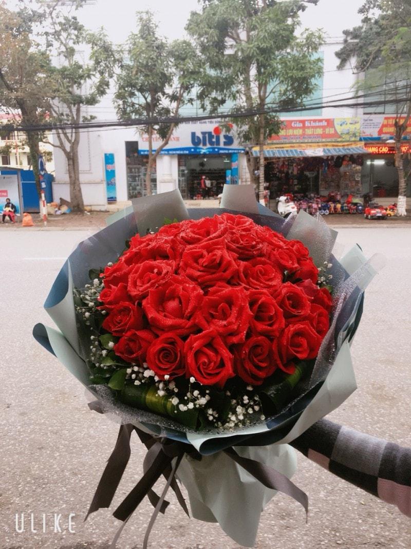 iri.vn là 1 trong số những website bán hoa tươi nổi tiếng