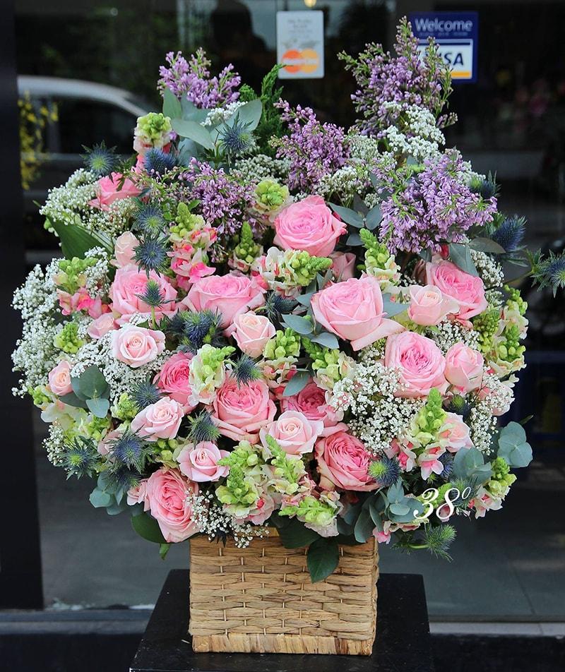 hoa38do.com là 1 trong số những website bán hoa tươi nổi tiếng