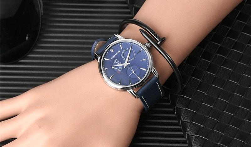 Đo size đồng hồ phù hợp với tay