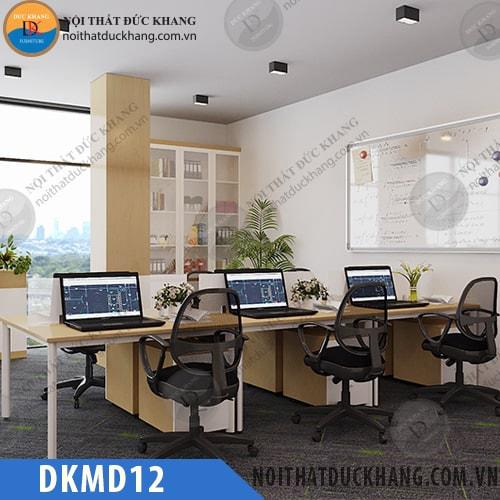 Cụm bàn làm việc 6 người DKMD12