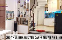 Cho thuê nhà nguyên căn tại Thuận An Bình Dương
